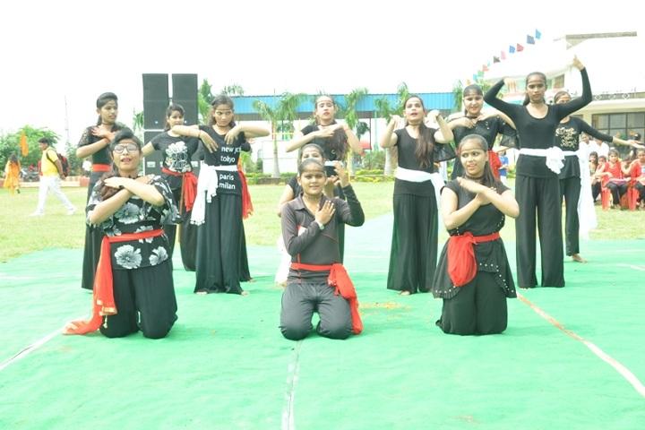 Global International Public School-Events celebration