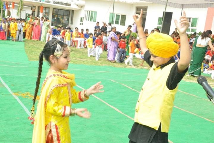 Global International Public School-Events function