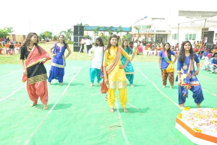 Global International Public School-Events programme
