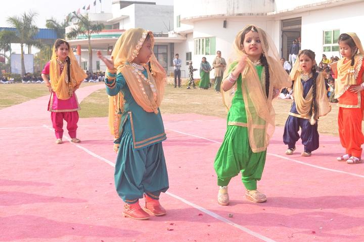 Global International Public School-Events