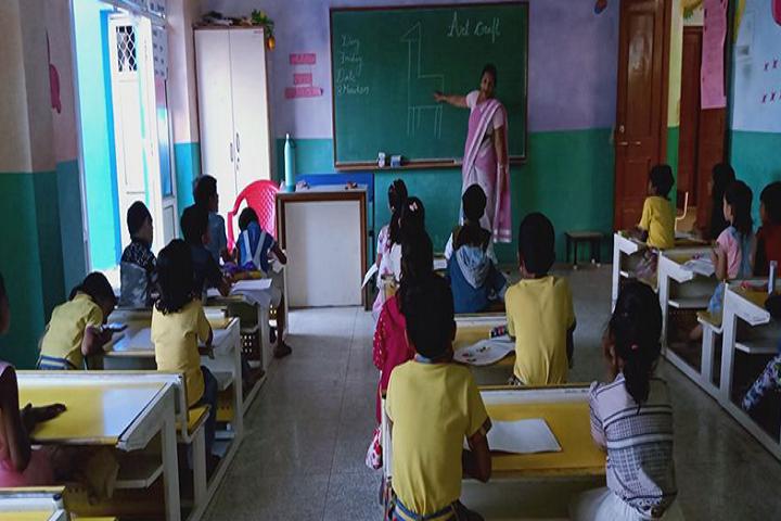 Gokuldass Public School-Classroom