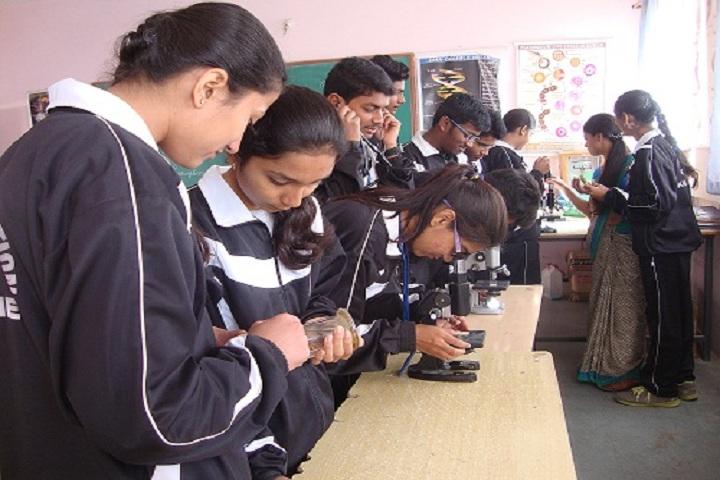 Gokuldass Public School-Laboratory biology
