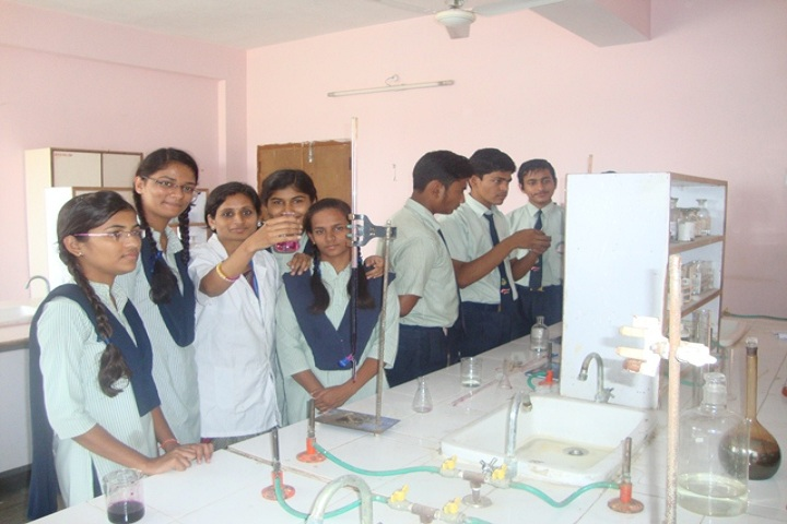 Gokuldass Public School-Laboratory chemistry