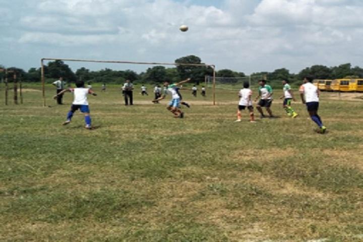 Gokuldass Public School-Sports football