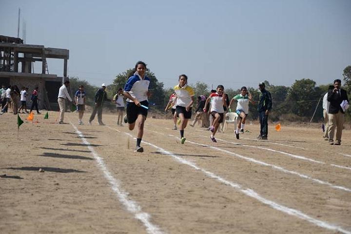 Gokuldass Public School-Sports running