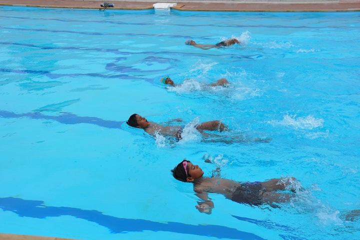 Gokuldass Public School-Swimming pool