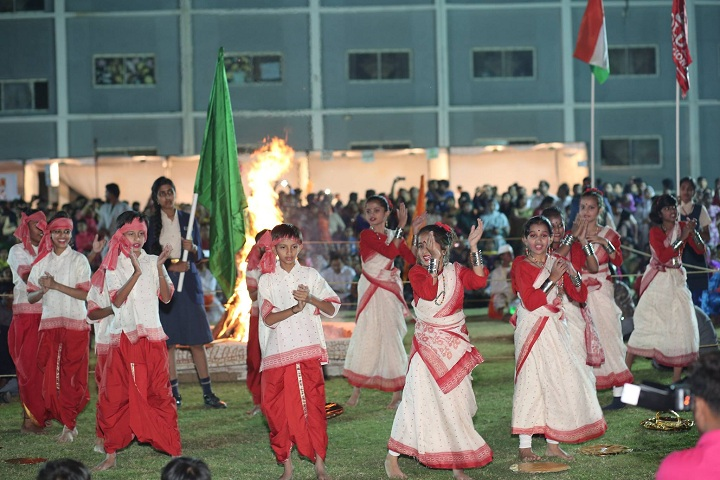 Golden International School-Events programme