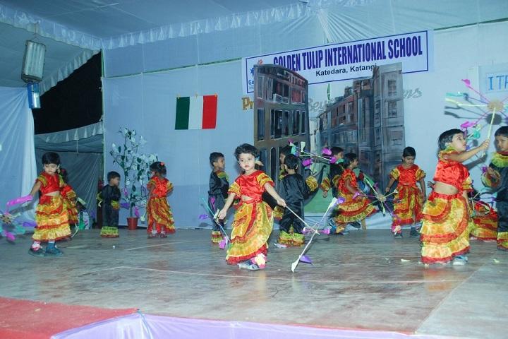 Golden Tulip International School-Dance