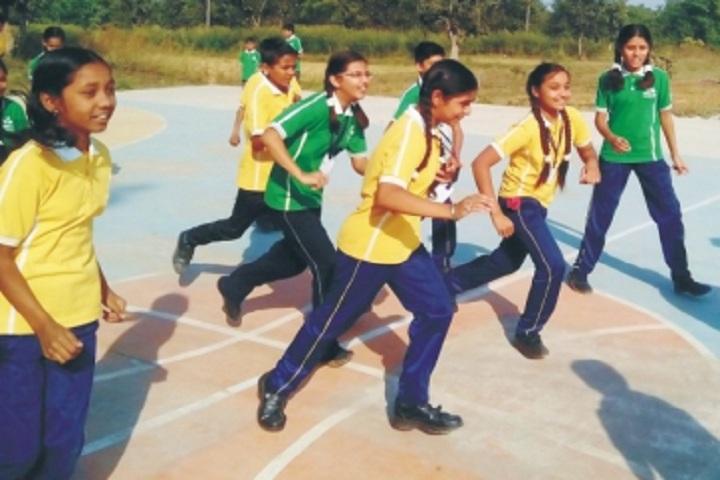 Golden Tulip International School-Games