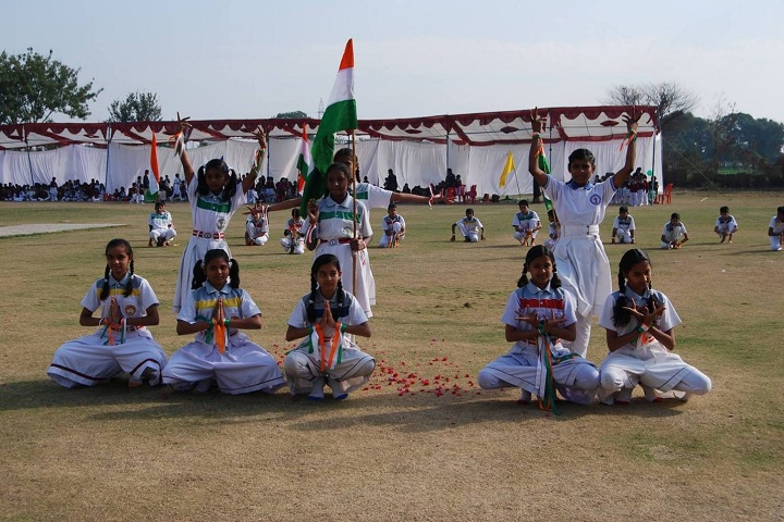 Gomti Nandan Public School-Independence Day