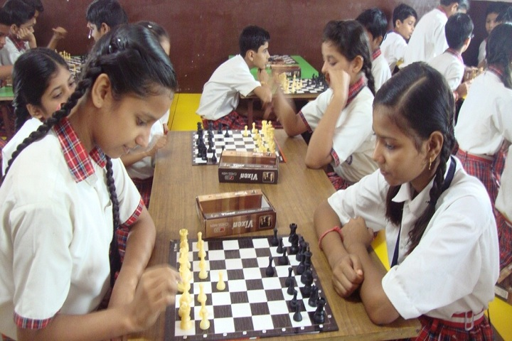 Gomti Nandan Public School-Indoor games