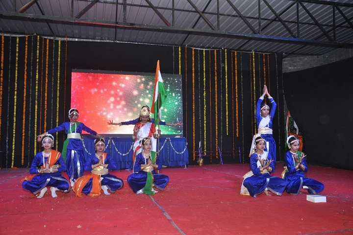 Gomti Nandan Public School-Republic Celebrations