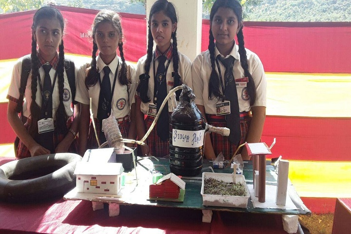 Gomti Nandan Public School-Science Fare