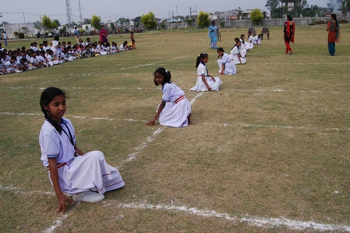 Gomti Nandan Public School-Sports
