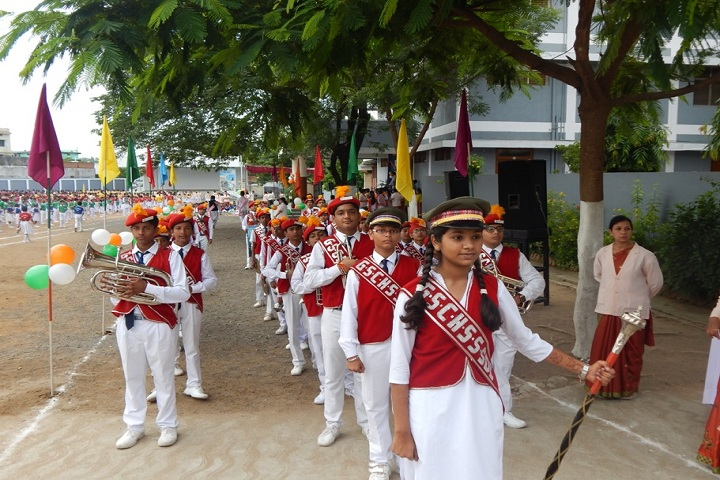 Good Shephered School-independence day celebrations