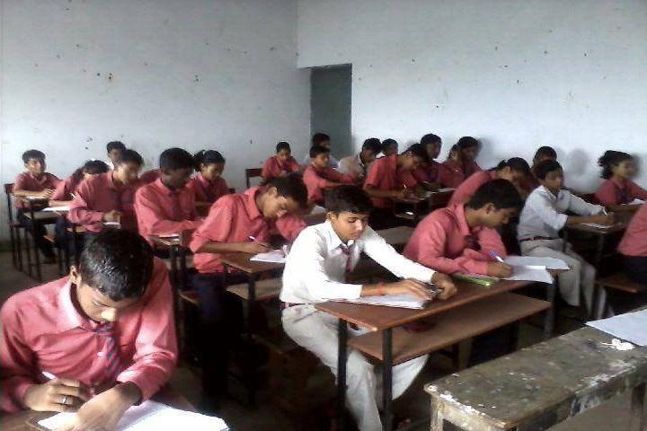 Adarsh Vikas Vidyalaya-Classroom