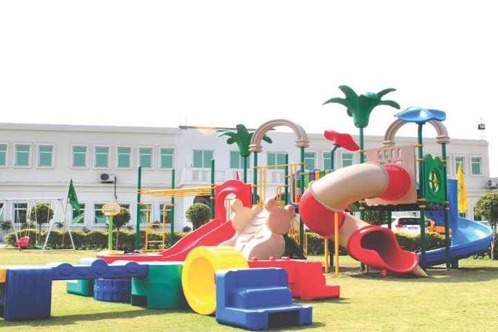 Greatmen International School-Campus