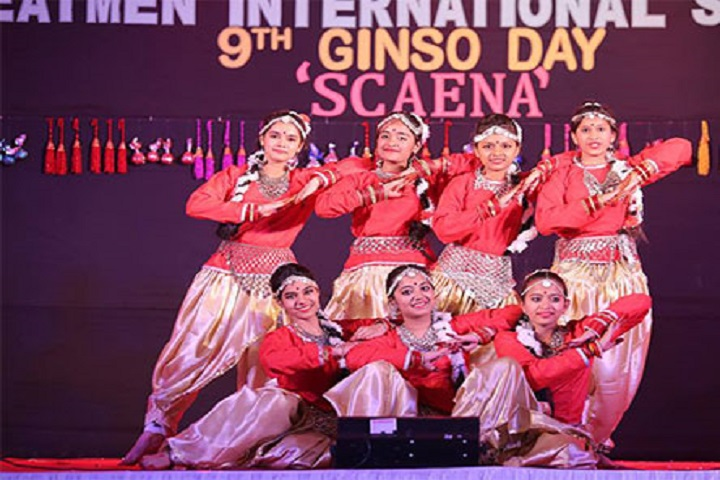 Greatmen International School-Dances