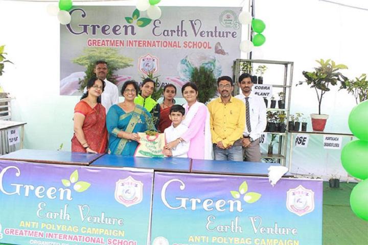 Greatmen International School-Events