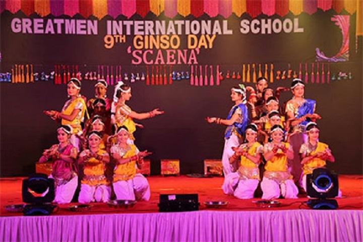 Greatmen International School-Group Dances