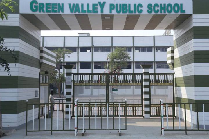 Green Valley Public School-Campus View