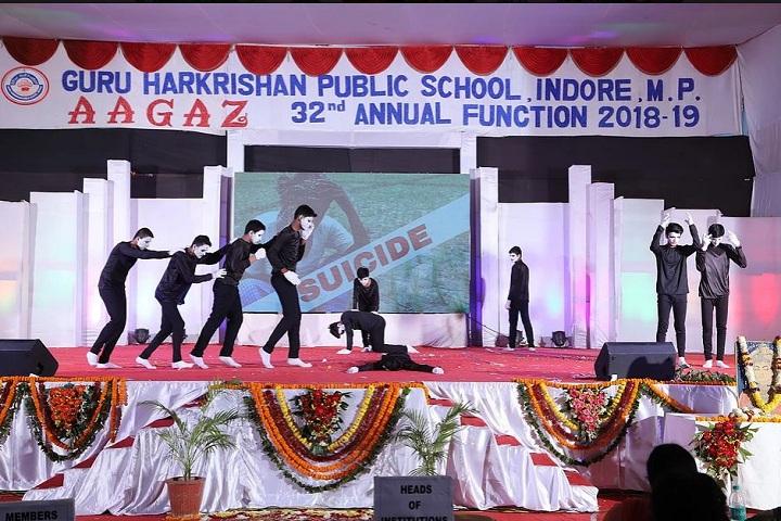 Guru Harkrishan Public School-annual day celebrations