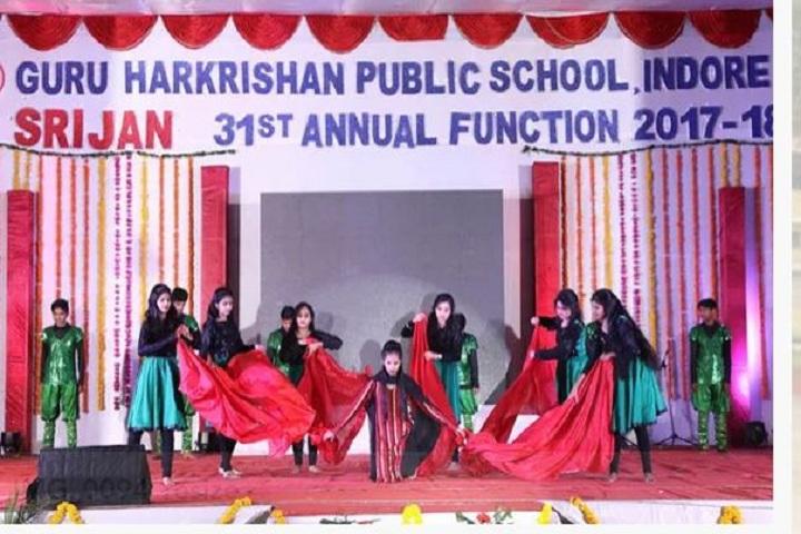 Guru Harkrishan Public School-annual day
