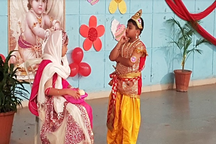 Guru Harkrishan Public School-festive celebrations