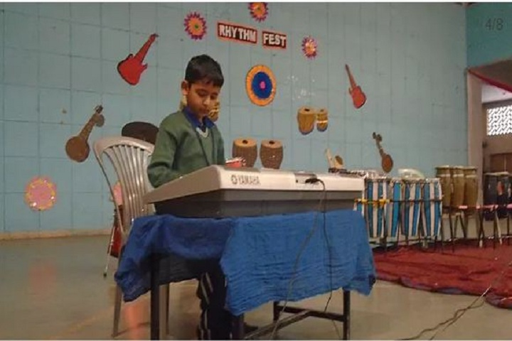 Guru Harkrishan Public School-music