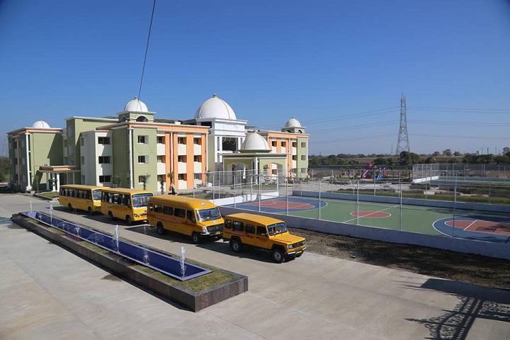 Guru Rajendra Jain International School-Campus