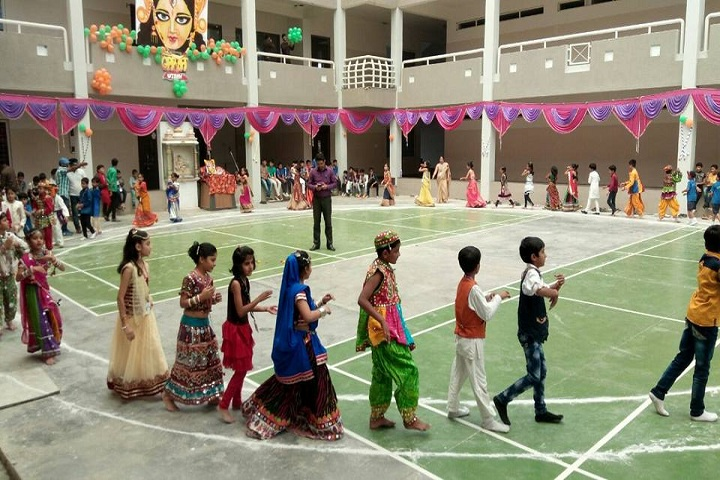 Guru Rajendra Jain International School-Festival  Celebrations