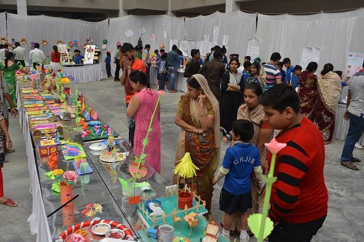 Guru Rajendra Jain International School-Festive Fare