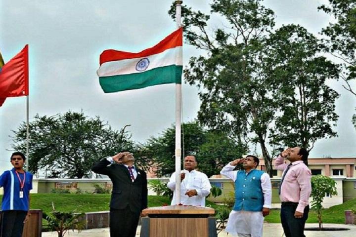 Guru Rajendra Jain International School-Independences Day