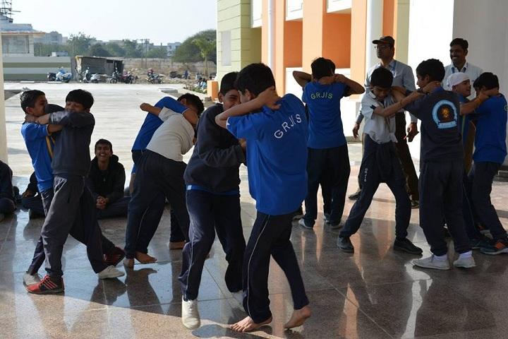 Guru Rajendra Jain International School-Karate Classes