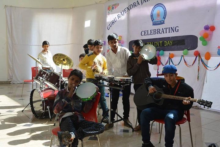 Guru Rajendra Jain International School-Music
