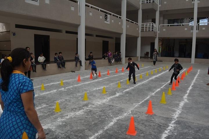 Guru Rajendra Jain International School-Sports