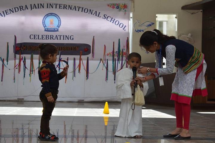 Guru Rajendra Jain International School-Story Telling Competition