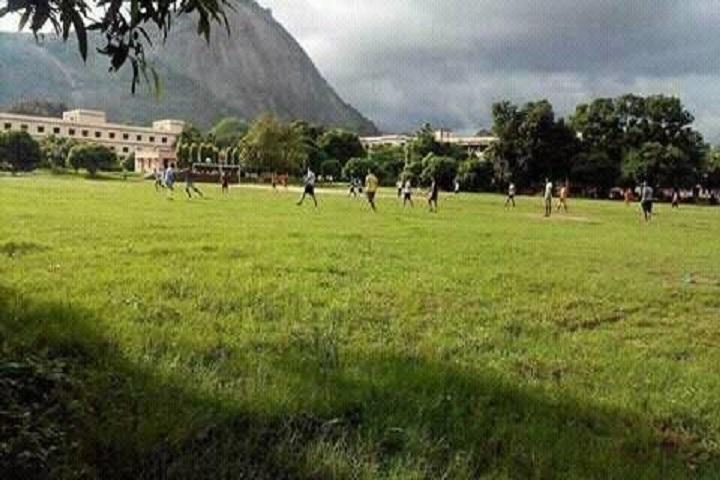 Adwaita Mission High School-Basket Ball Court
