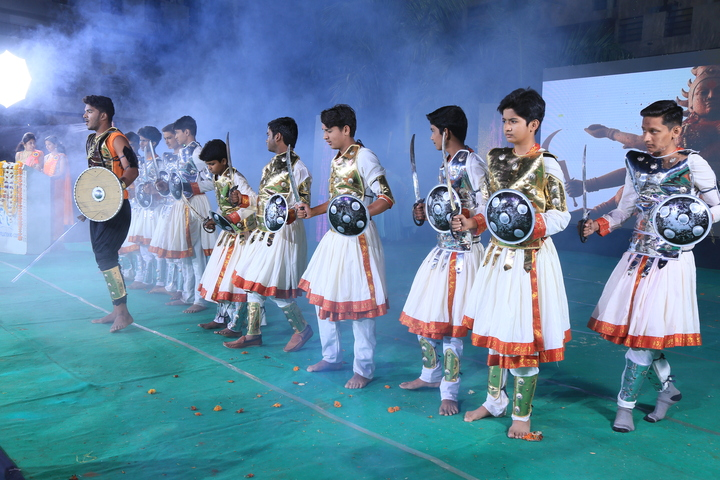 Gurukul The Real English Medium School-Annual Day Celebrations