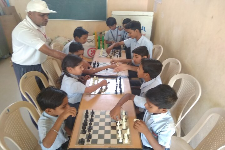 Gurukul The Real English Medium School-Indoor Activities