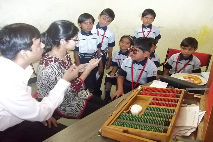 Gurukul The Real English Medium School-Medical check up