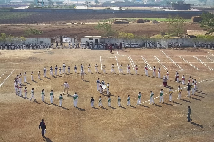 Gurukul The Real English Medium School-Play Ground