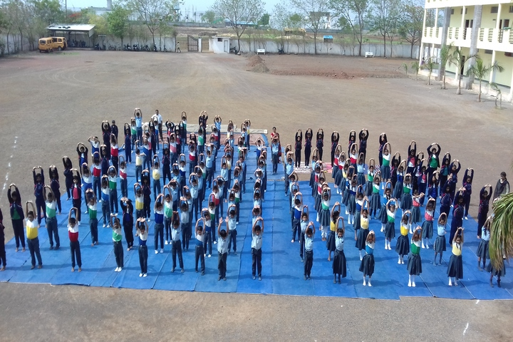 Gurukul The Real English Medium School-Yoga