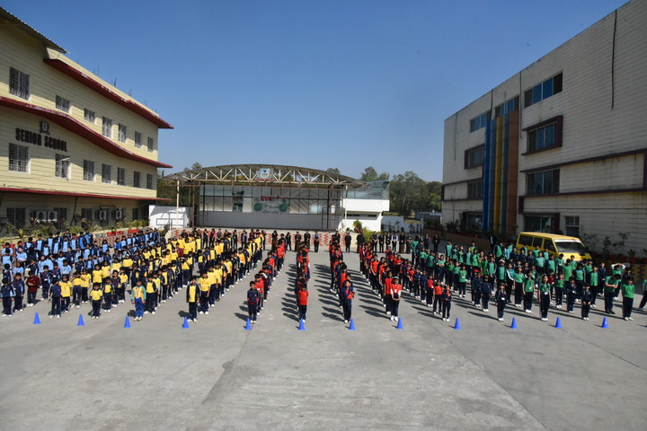 Gvn Global School-assembly