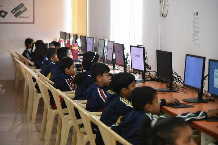Gvn Global School-computer lab