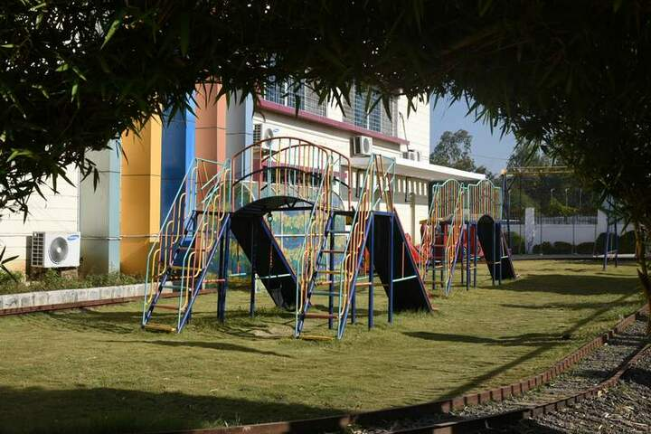 Gvn Global School-primary play ground