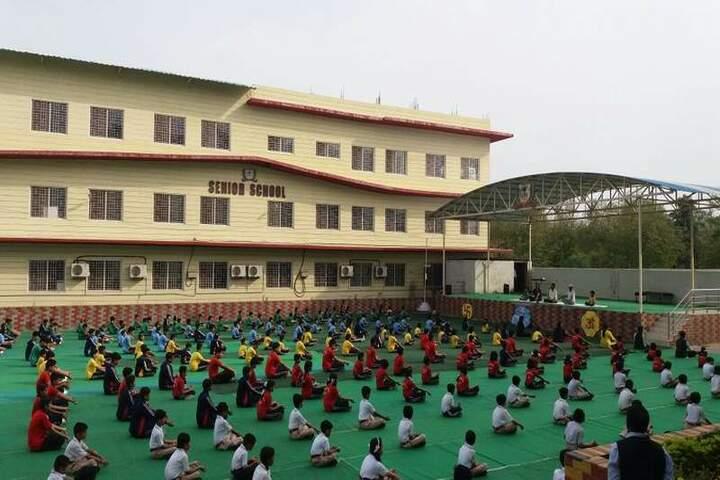 Gvn Global School-yoga