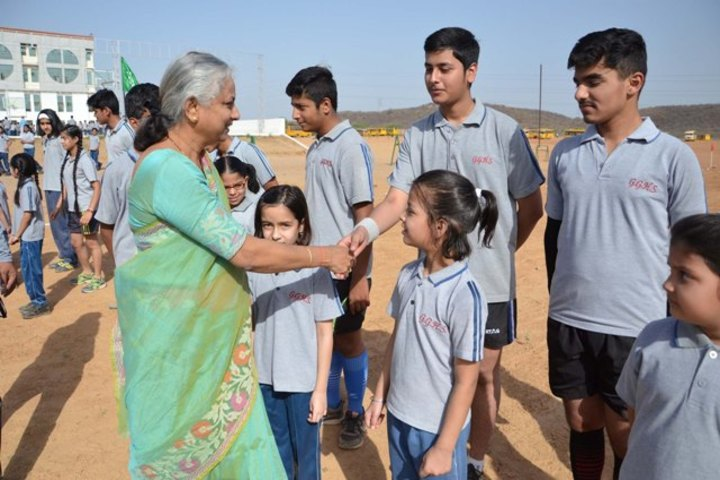 Gwalior Glory High School-Sports team