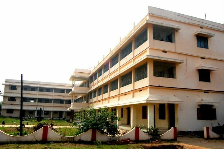 Adwaita Mission High School-Campus