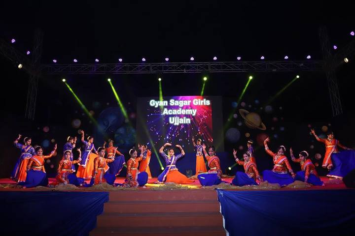 Gyan Sagar Girls Academy-Annual Day Celebrations